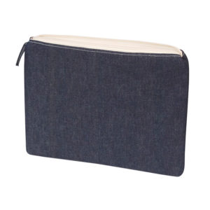 porte-tablette en Denim